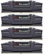 G.Skill DDR4-RAM 16GB PC4-25600 Ripjaws V Kit (F4-3200C16Q-16GVK)