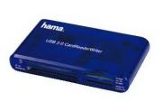 Hama CardReaderWriter 35in1, USB 2.0