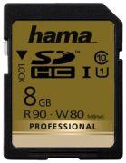 Hama SDHC Professional Line 8GB