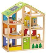 HaPe Vier-Jahreszeiten Haus möbliert