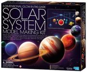 HCM Kinzel 4M Solar System Mobile Making Kit
