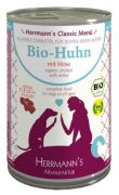Herrmanns Bio-Huhn mit Hirse 12 x 400 g