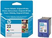HP-Hewlett-Packard 22 (HP C9352AE)