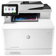 HP-Hewlett-Packard Color LaserJet Pro MFP M479fdw (W1A80A)