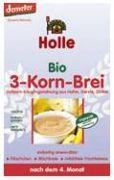 Holle Holle Bio 3-Korn-Brei