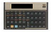 HP-Hewlett-Packard 12C Platinum