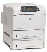 HP-Hewlett-Packard LaserJet 4350DTN