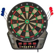 Hudora Elektronik-Dartboard LED 04