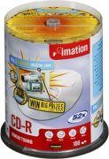 Imation CD-R 700MB 52x 100er Cake Box im Preisvergleich