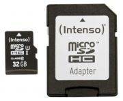 Intenso Micro SD Card Class 10 UHS-I Premium 32GB