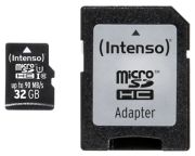 Intenso Micro SD Card Class 10 UHS-I Professional 32GB