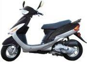 Motorroller Test