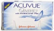 Johnson & Johnson Acuvue Oasys