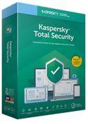 Kaspersky Total Security 2019 (3 Geräte, 1 Jahr)