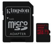 Kingston Canvas React microSDHC 32GB (SDCR/32GB)