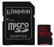 Kingston Canvas React microSDXC 128GB (SDCR/128GB)
