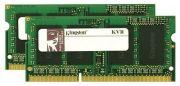Kingston SO-DIMM DDR3-1333 8GB Kit (KVR13S9S8K2/8)