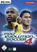 Konami Pro Evolution Soccer 4 PC