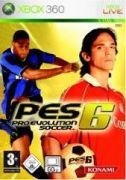 Konami Pro Evolution Soccer 6 Xbox 360