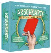 Kylskapspoesi AB Arschkarte - Wer hat die Arschkarte gezogen?