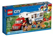 LEGO City Pickup & Wohnwagen 60182