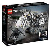 LEGO Technic Liebherr Bagger R 9800 (42100)