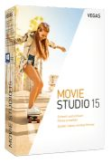 Magix Vegas Movie Studio 15
