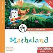 Cornelsen Matheland 3.+4. Klasse