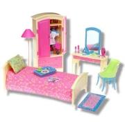 Mattel Barbie Schlafzimmer