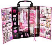Mattel Barbie Fashionistas Modekoffer