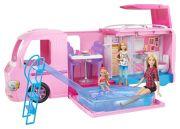 Mattel Barbie Super Abenteuer-Camper (FBR34)