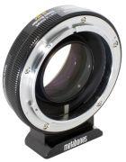 Metabones Speed Booster Ultra Canon FD an Fuji X