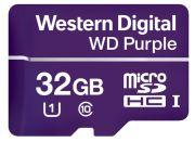 Western Digital microSDHC Purple Class 10 32GB (WDD032G1P0A)