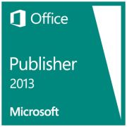 Microsoft Publisher 2013 (1 User)