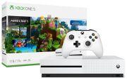 Microsoft Xbox One S (1TB) Minecraft Bundle