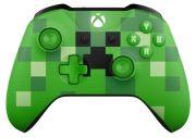 Microsoft Xbox One S Wireless Controller Minecraft Creeper Edition