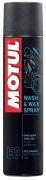 Motul Wash & Wax 400 ml
