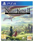 Bandai Namco Ni no Kuni 2: Schicksal eines Königreichs PS4