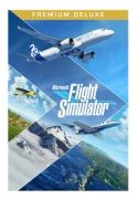 NBG Microsoft Flight Simulator Premium Deluxe PC