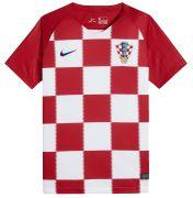 NIKE 2018 Kroatien Stadium Home Kinder