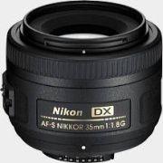 Nikon AF-S DX Nikkor 35 mm 1:1,8 G