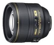 Nikon AF-S Nikkor 85mm 1:1.4G