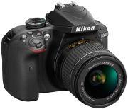 Nikon D3400 + AF-P DX 18-55 mm VR Kit