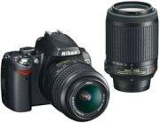 Nikon D60 Double VR Zoom Kit