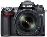 Nikon D7000 Kit AF-S DX 16-85 mm VR