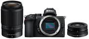Nikon Z 50 + 16-50 mm + 50-250 mm VR