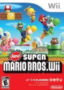 Nintendo New Super Mario Bros. Wii