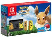 Nintendo Switch Pokémon: Let's Go, Evoli! Bundle im Preisvergleich
