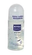 Nivea Deodorant Pure Anti-Rückstände Roll-on