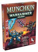 Pegasus Munchkin Warhammer 40.000